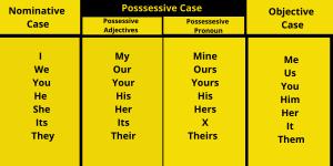 pronoun in hindi